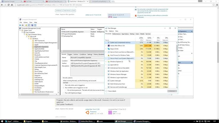 CompatTelRunner.exe To Fix High CPU and Disk Usage